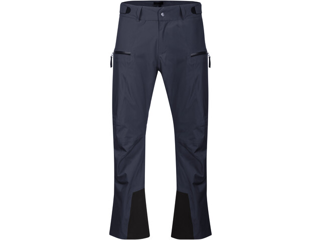 Bergans Stranda Pantalones aislantes Hombre, dark navy/dark fogblue